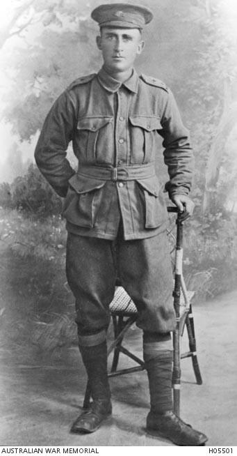 Photo of Frederick John Thompson