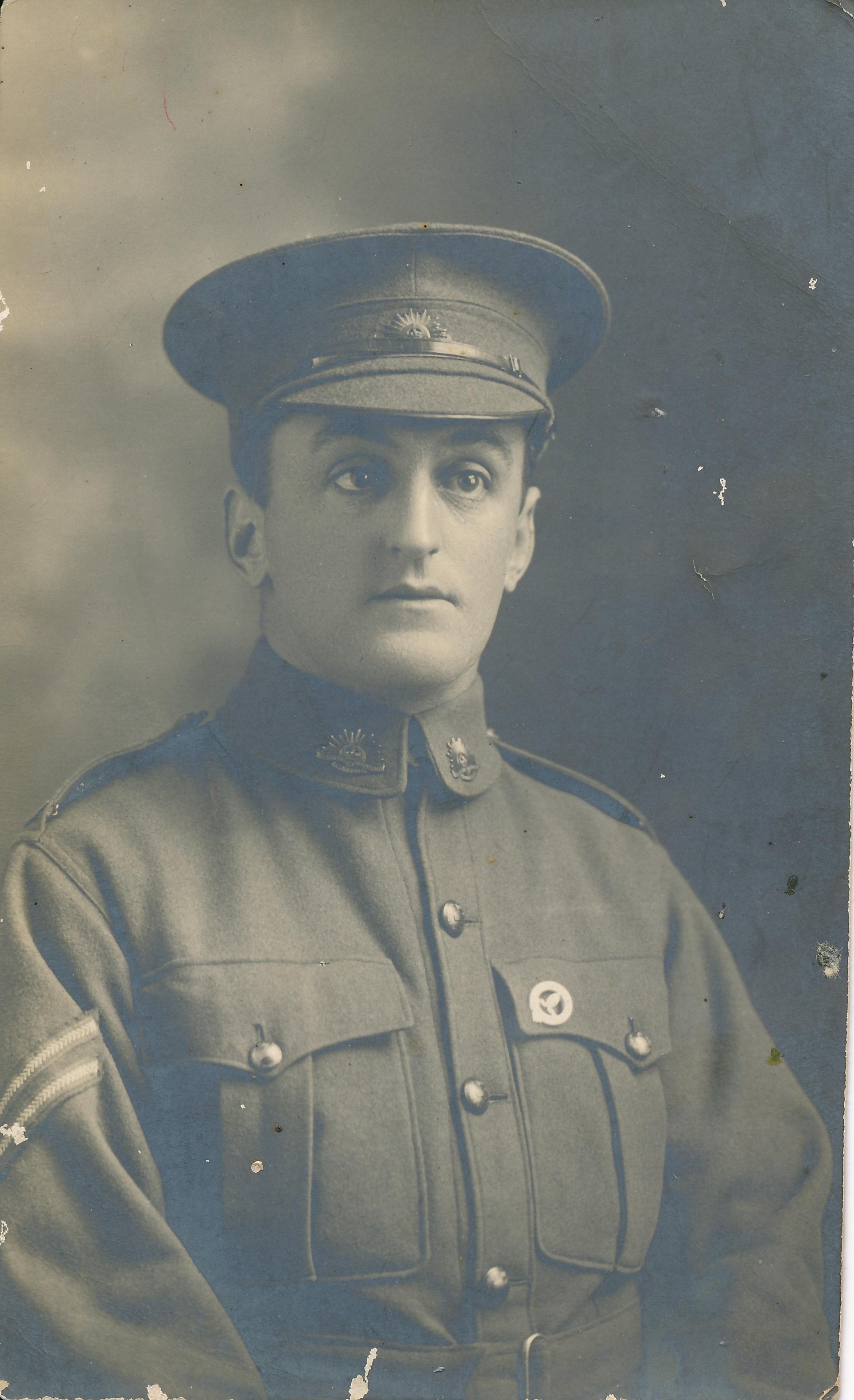 Photo of Leonard Reid