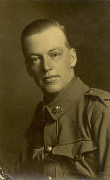 Photo of John Raymond Blight