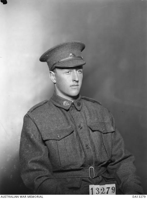 Photo of Albert J. Pobjoy
