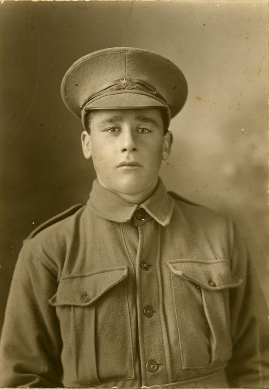 Photo of Albert E. Gray