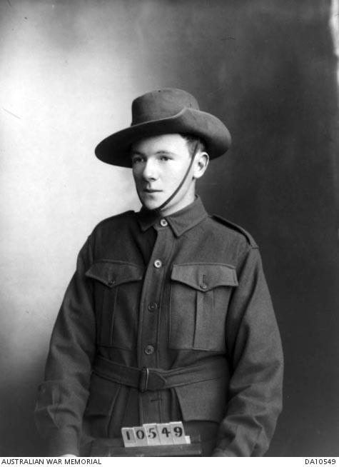 Photo of Percy Herbert