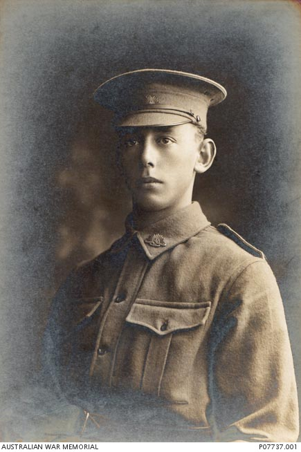 Photo of Alfred G. Dale