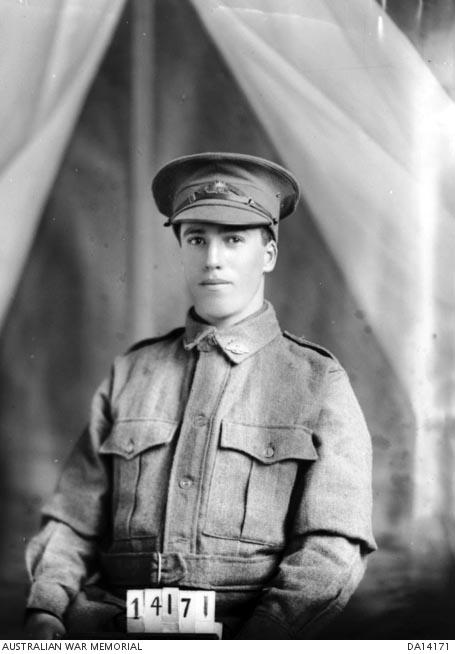 Photo of Albert J. Irwin