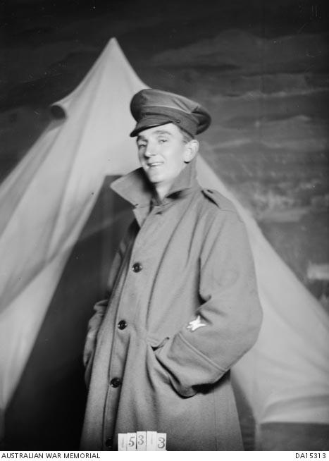 Photo of George Royston Allan Watts