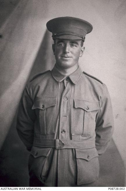 Photo of Horace L. Carroll