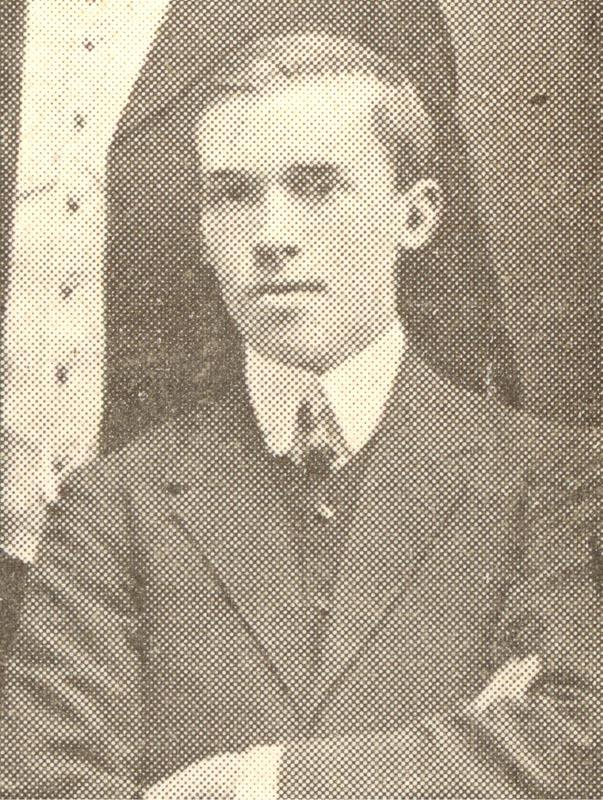 Photo of Thomas T. Walters