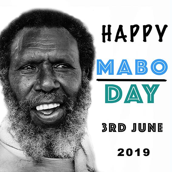 Celebrating Mabo Day 2019