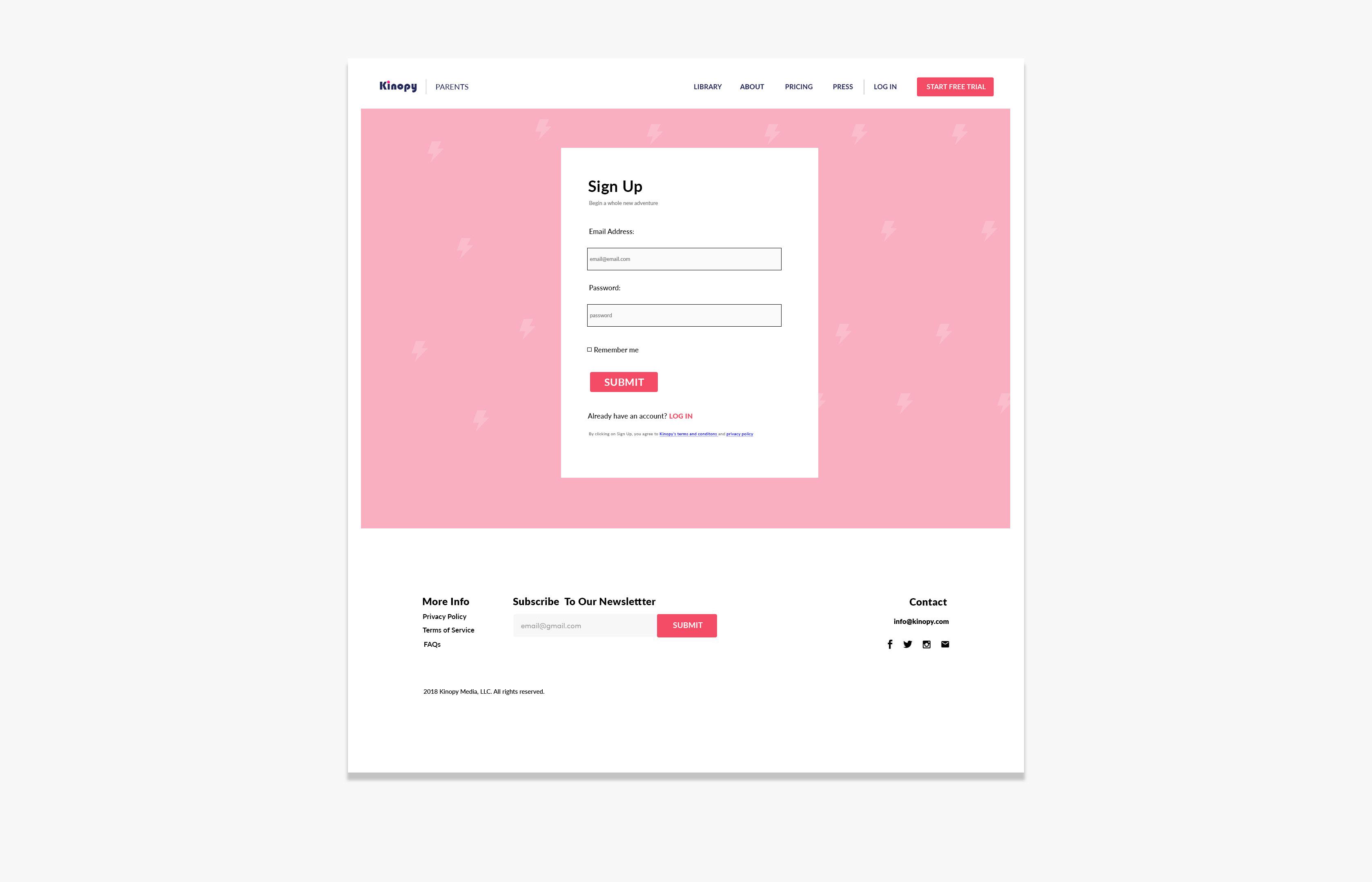 kinopy website