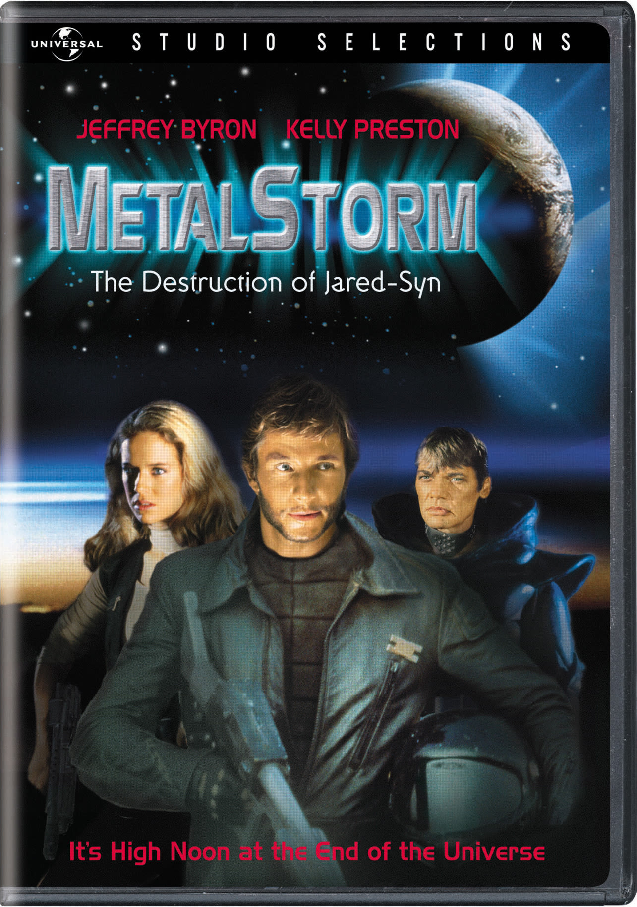 Metalstorm - The Destruction of Jared-Syn [DVD]