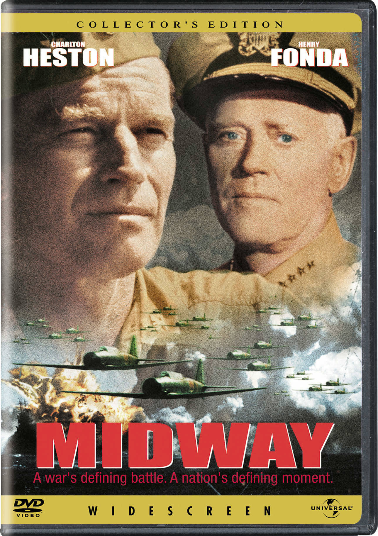 Midway (Collector's Edition) [DVD]