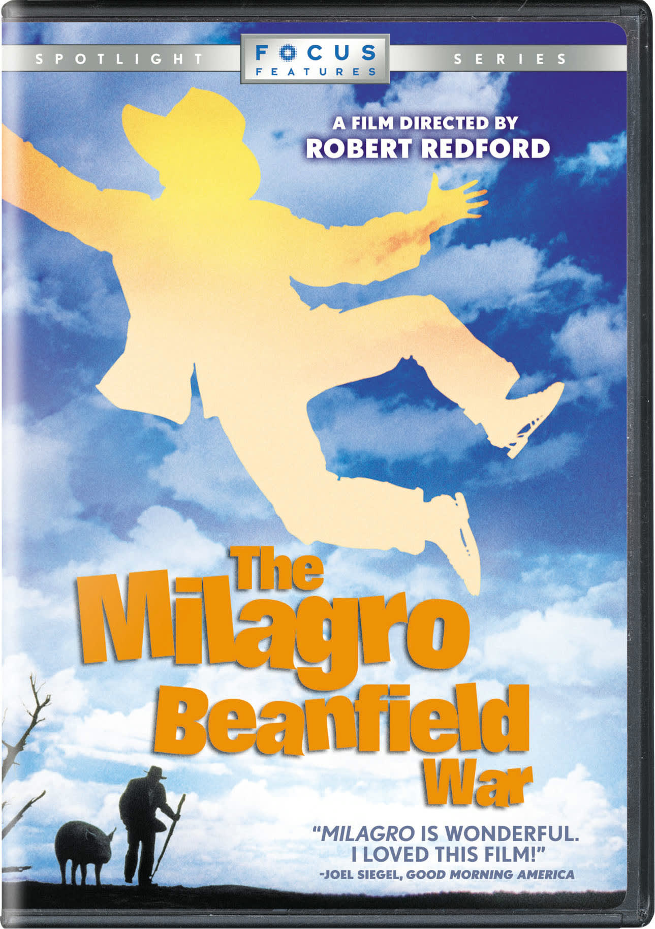 The Milagro Beanfield War [DVD]
