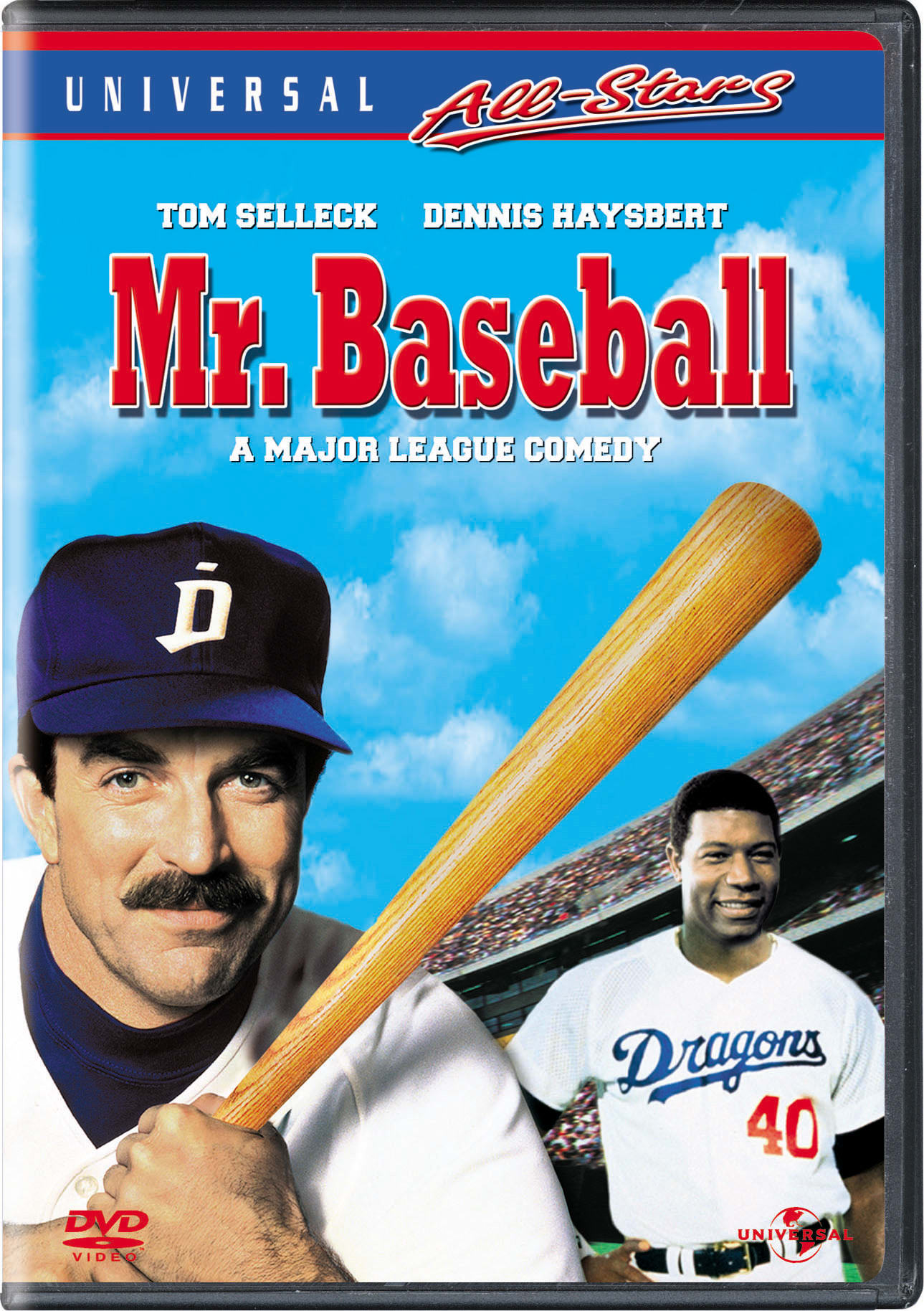 Mr. Baseball [DVD]