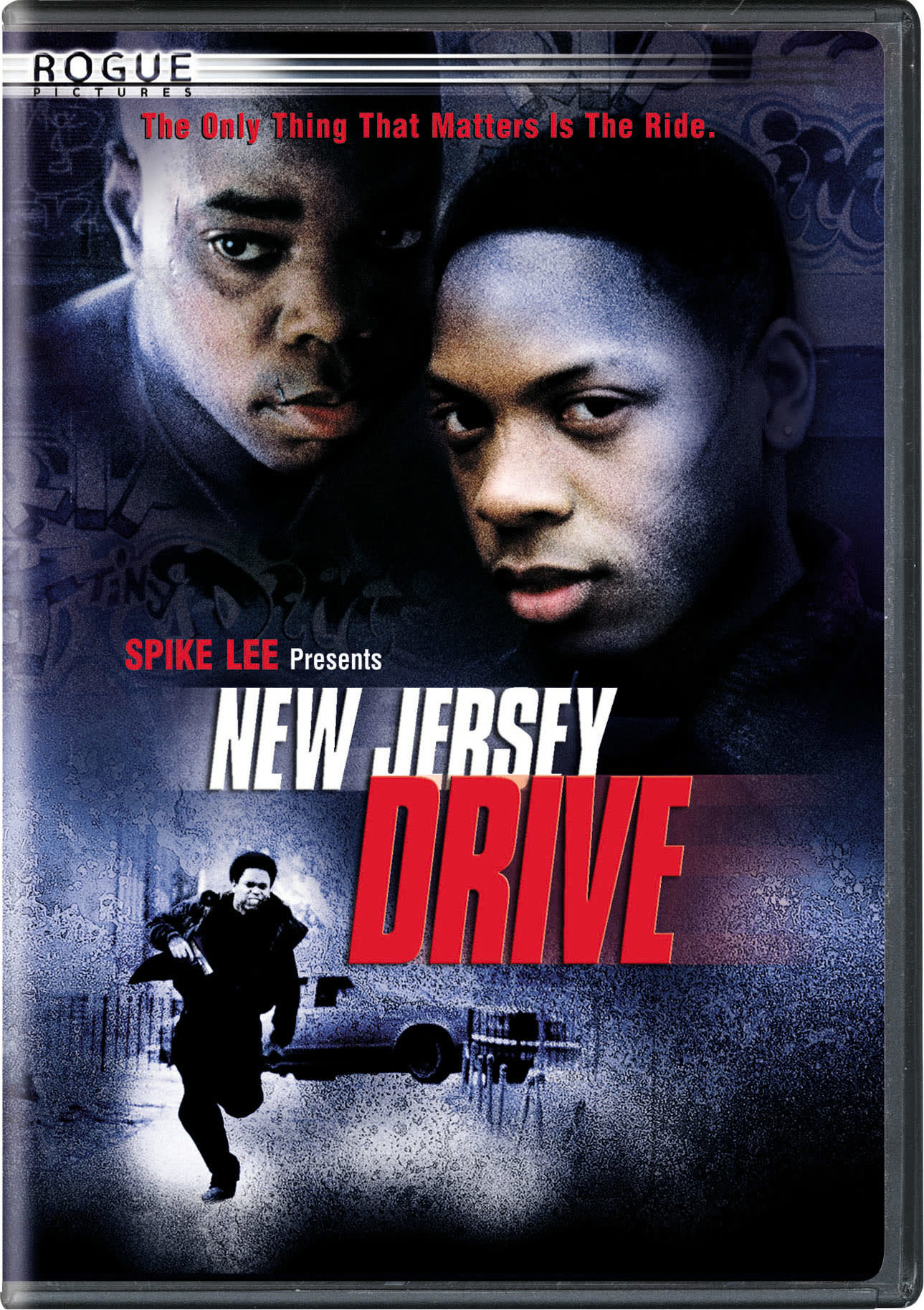 New Jersey Drive [DVD]