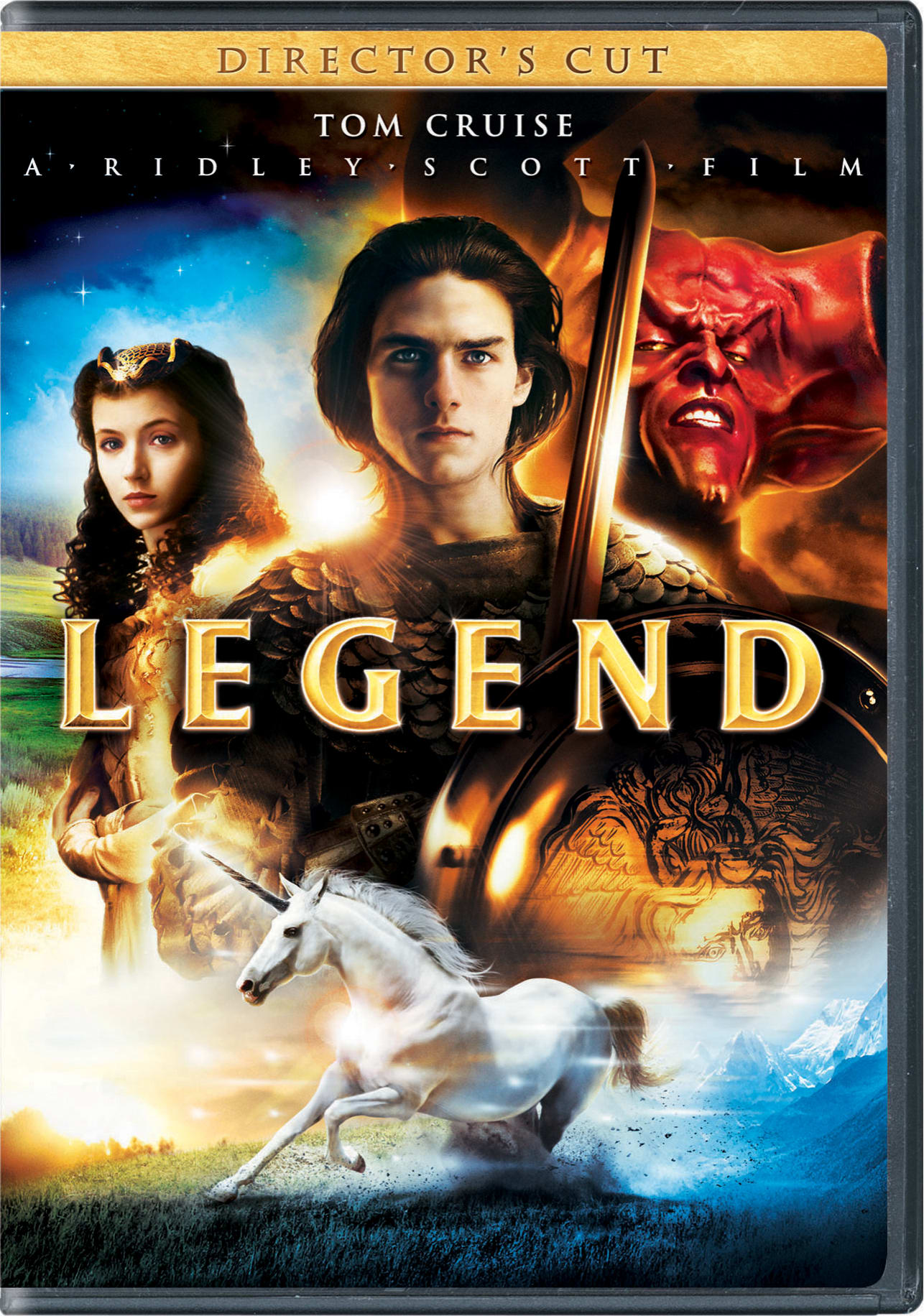 Legend (1986) (Director's Cut) [DVD]