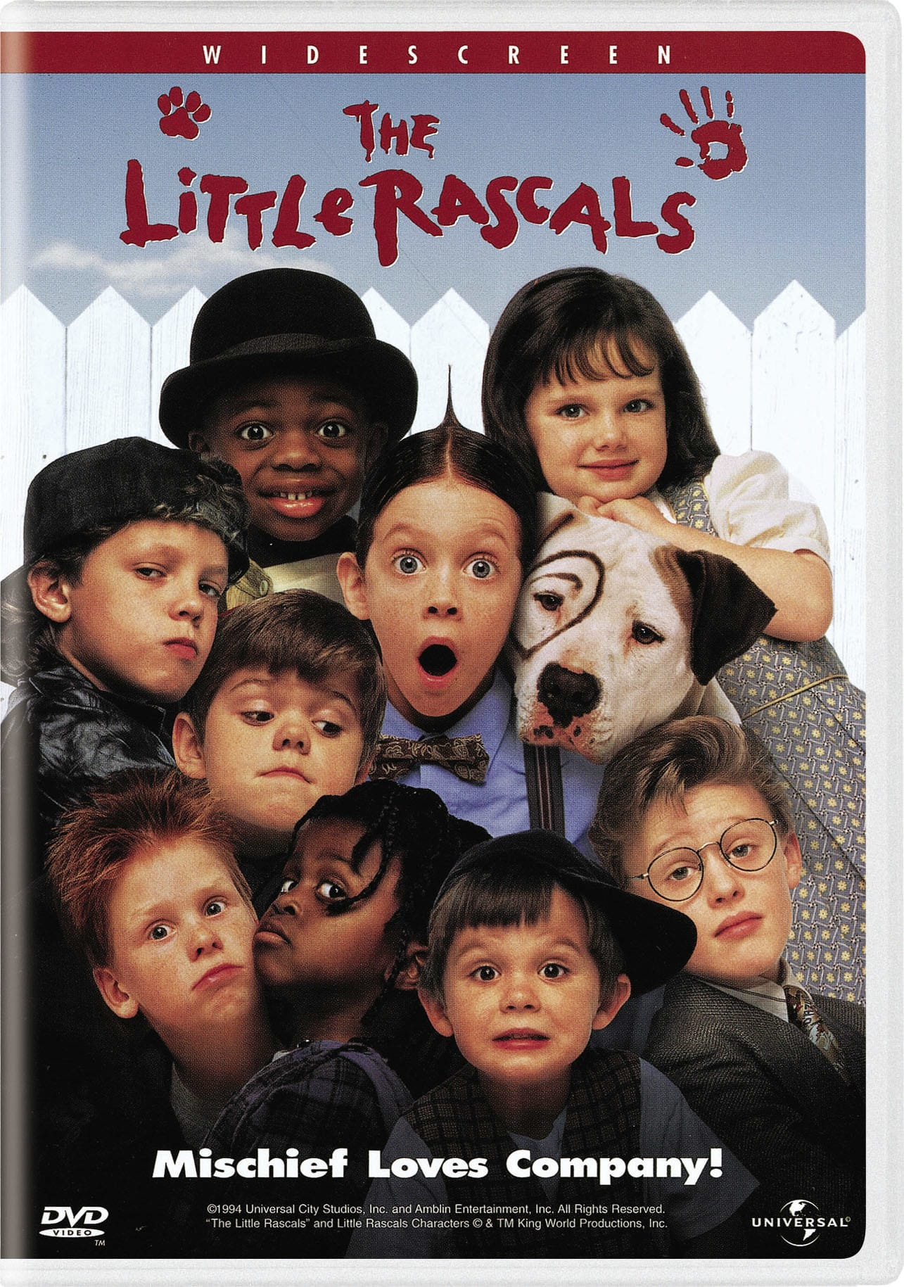 The Little Rascals (Widescreen) [DVD]