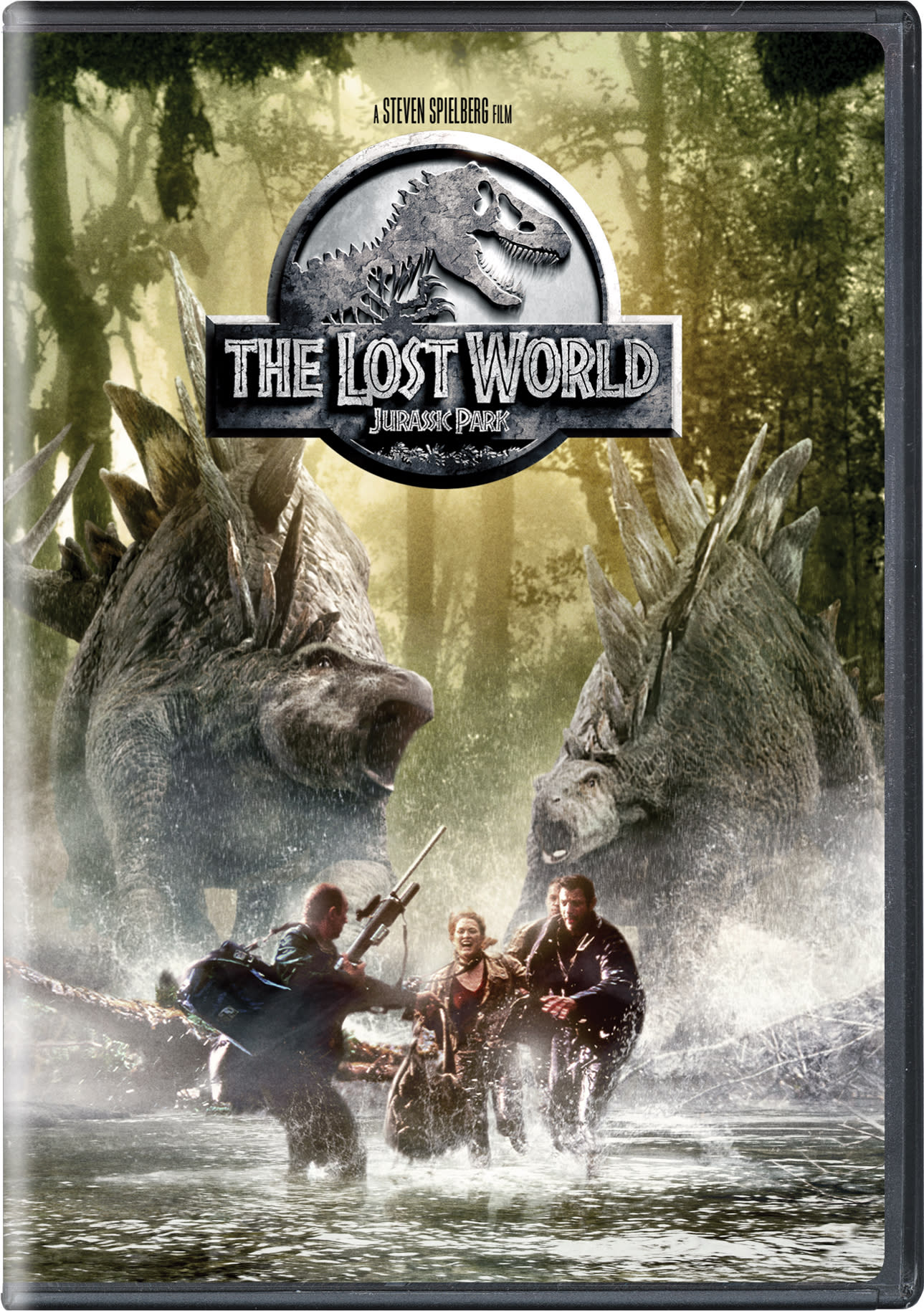 The Lost World - Jurassic Park [DVD]