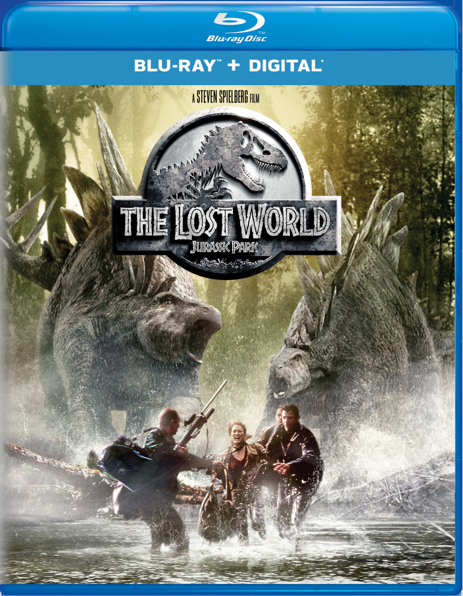 The Lost World - Jurassic Park 2 [Blu-ray]