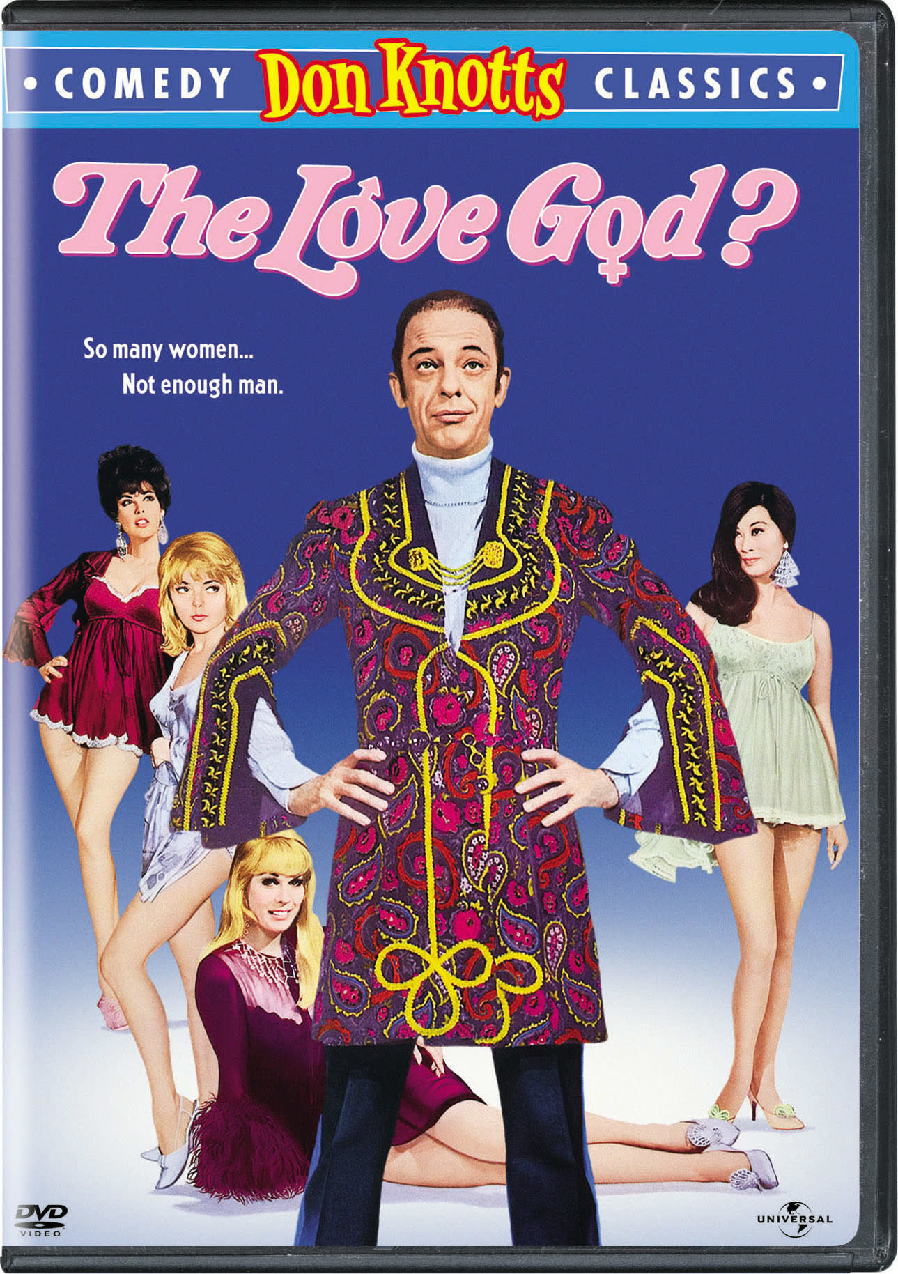 The Love God? [DVD]