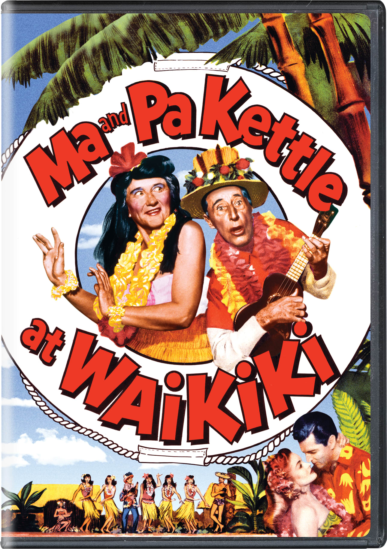 Ma and Pa Kettle at Waikiki [DVD]
