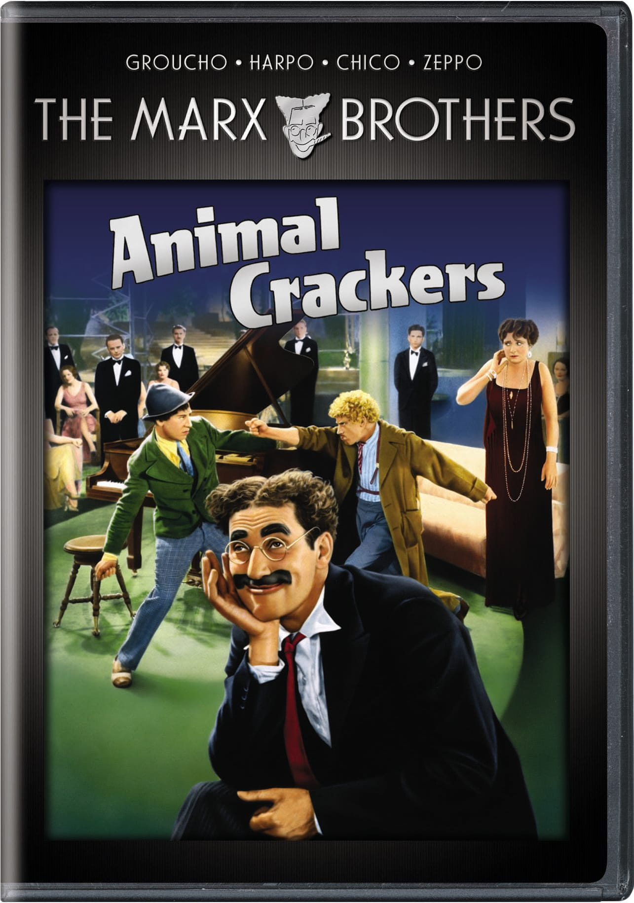 Animal Crackers [DVD]