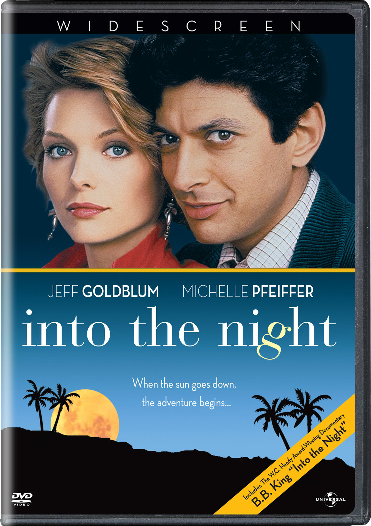 Into the Night [DVD]