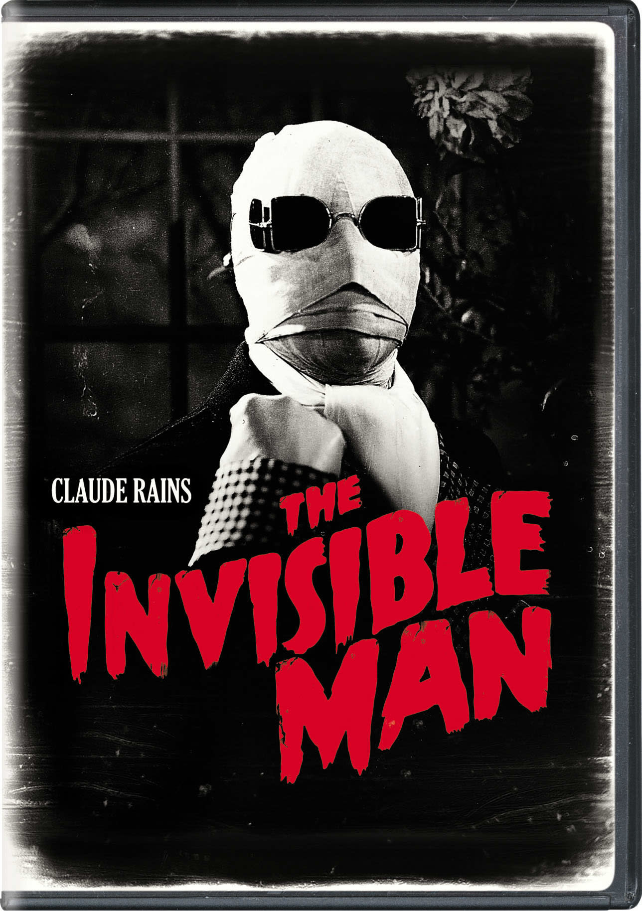 The Invisible Man (1933) [DVD]