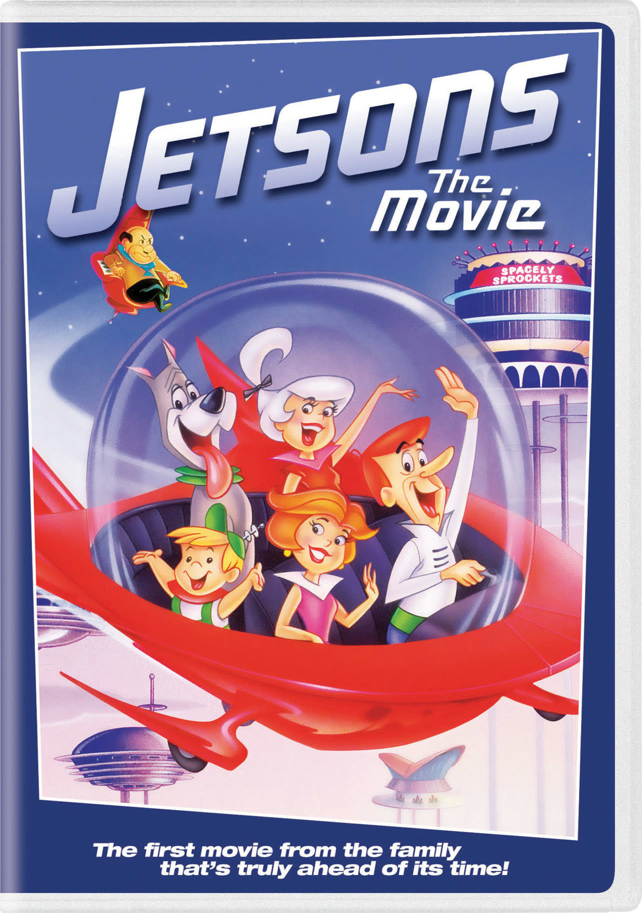 Jetsons: The Movie (2009) [DVD]