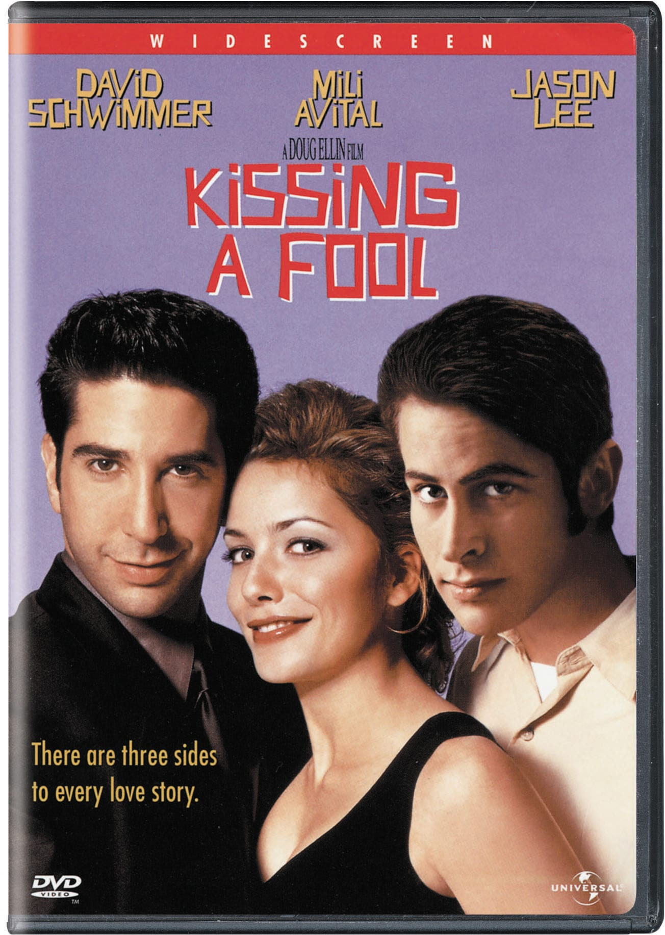 Kissing a Fool [DVD]