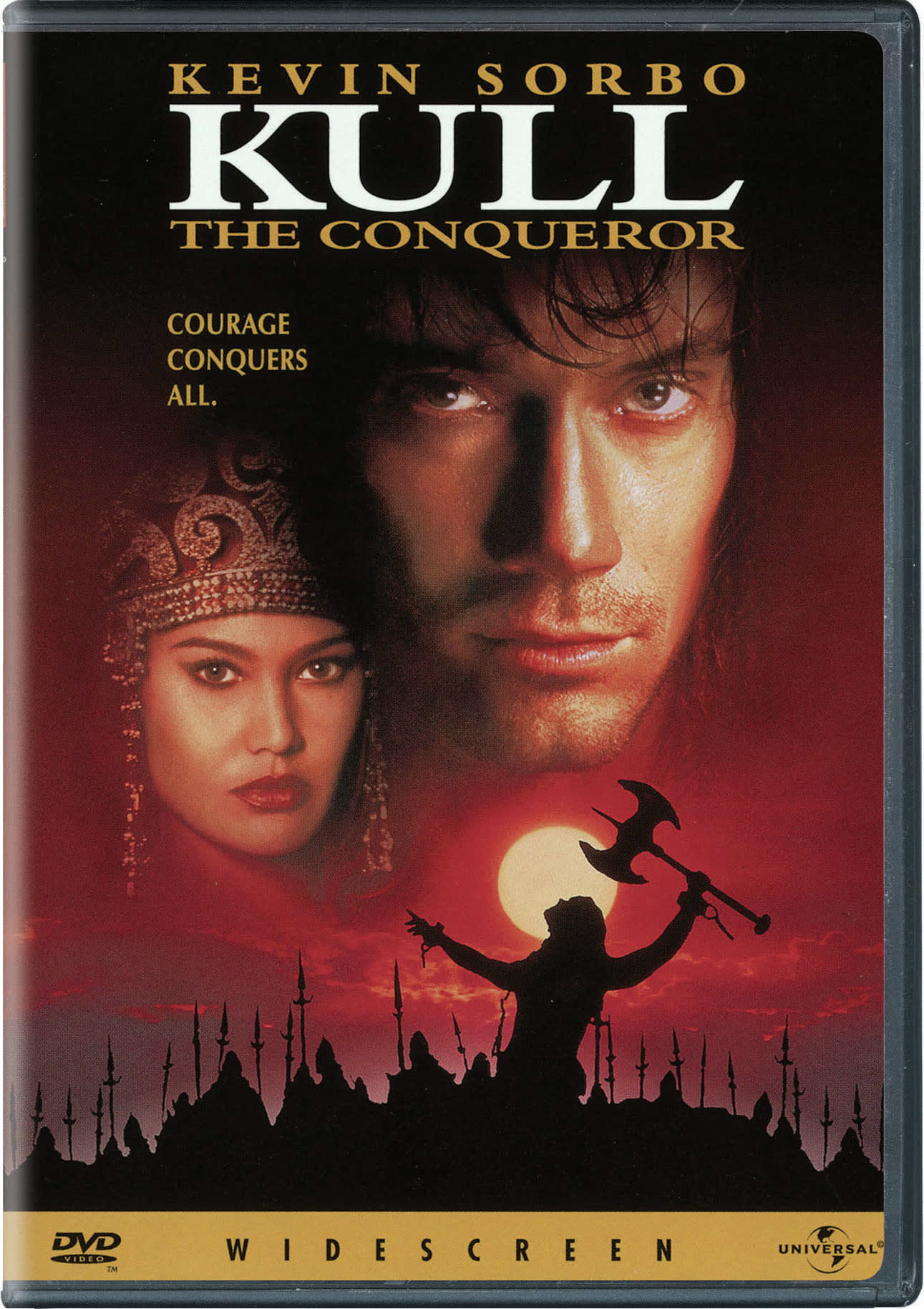 Kull the Conqueror [DVD]