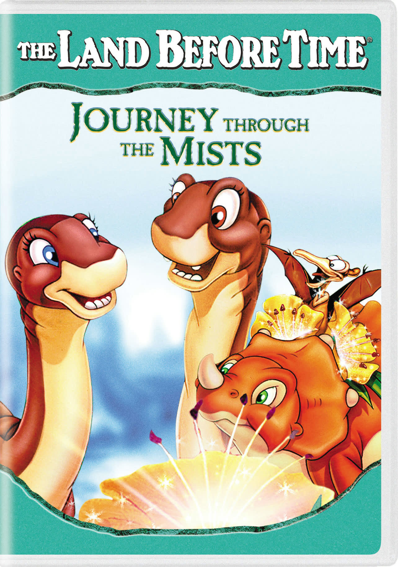 The Land Before Time 4 - Journey Through the Mists [DVD]