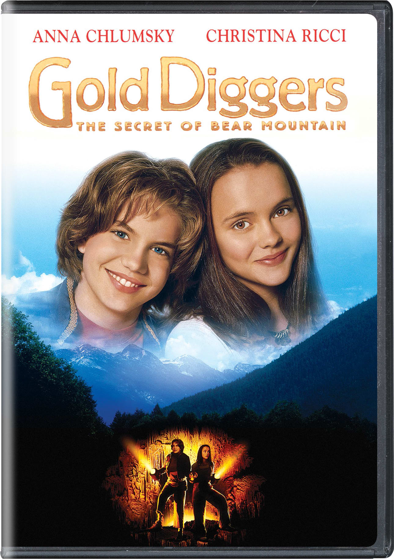 Gold Diggers - The Secret of Bear Mountain [DVD]