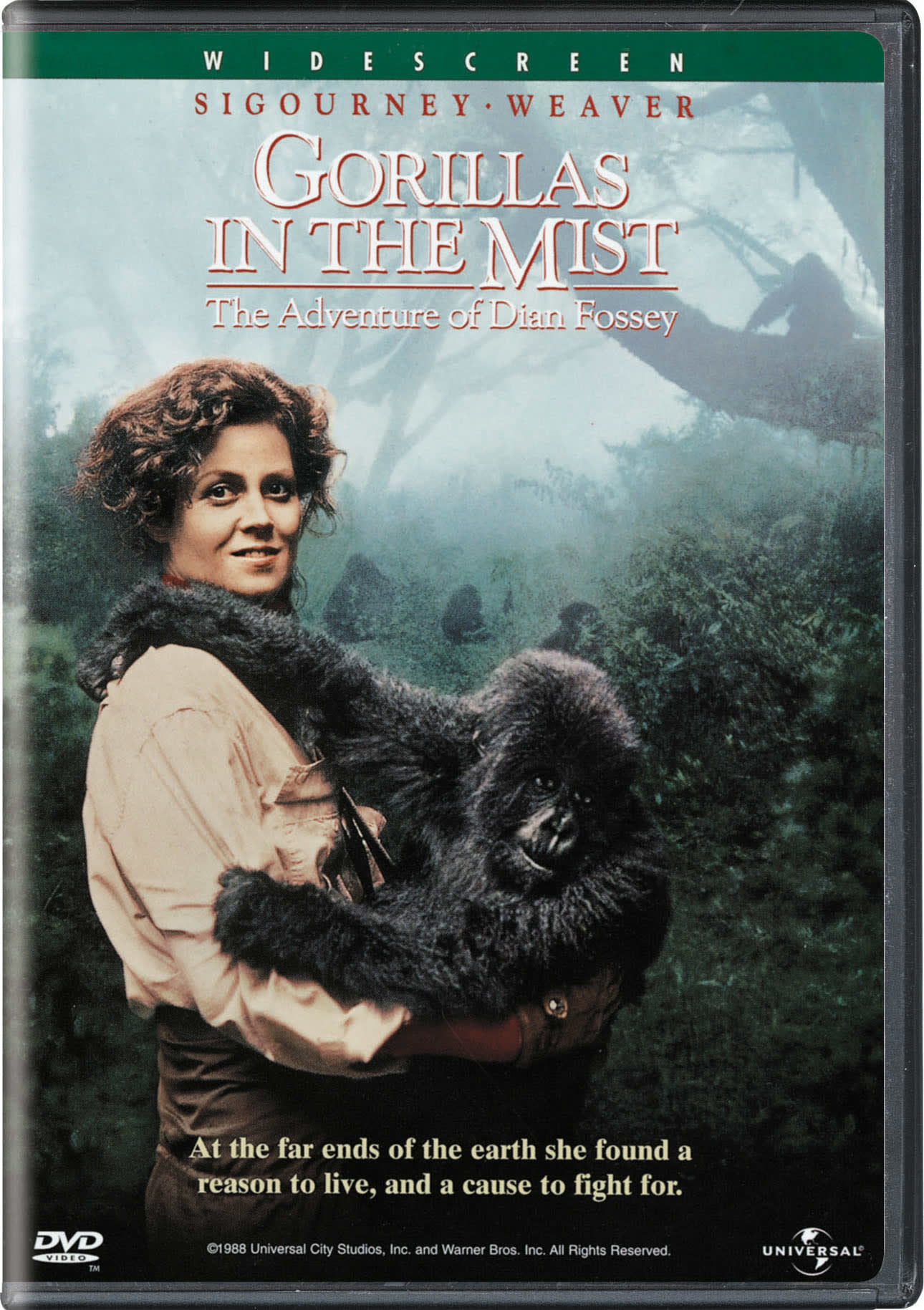 Gorillas in the Mist [DVD]