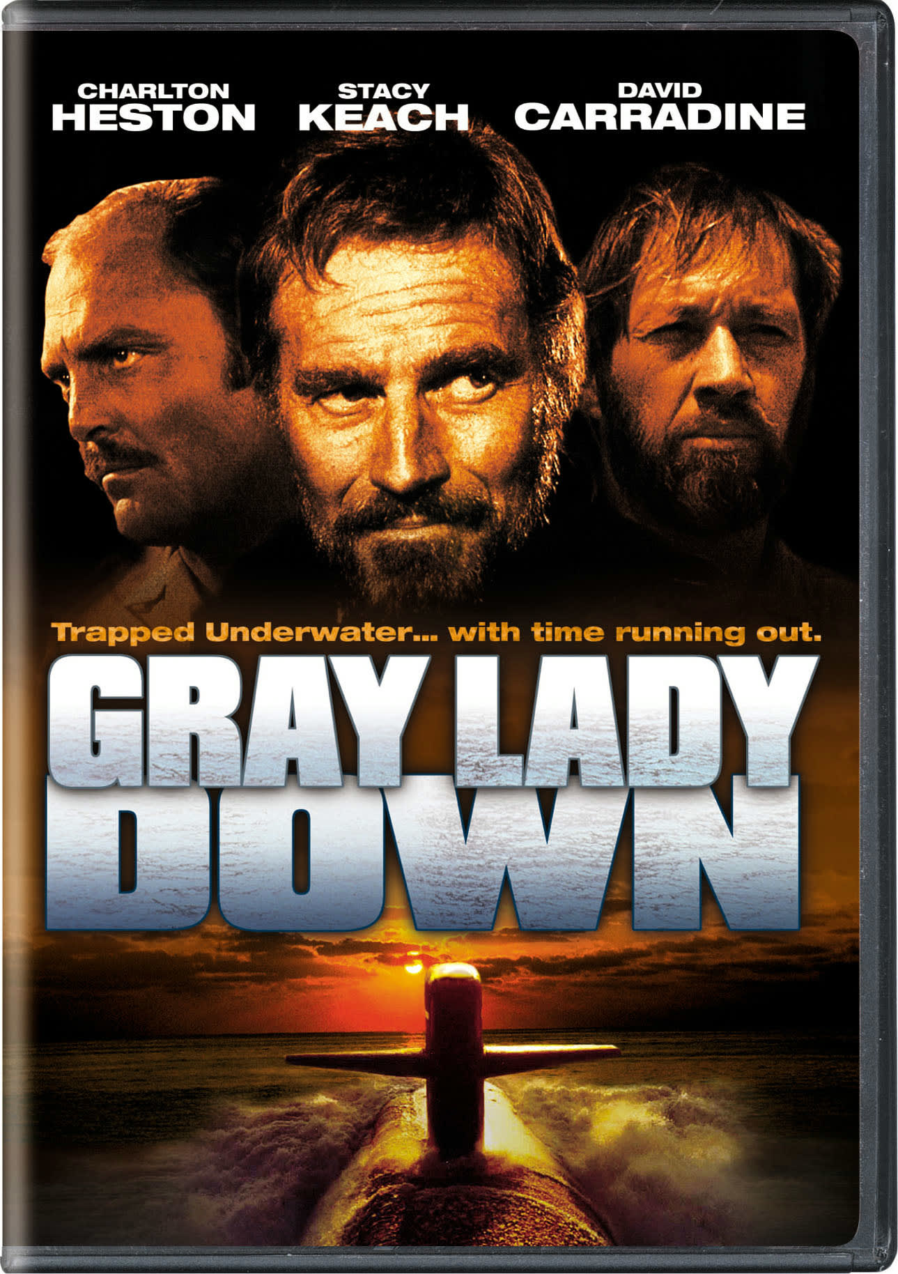 Gray Lady Down [DVD]