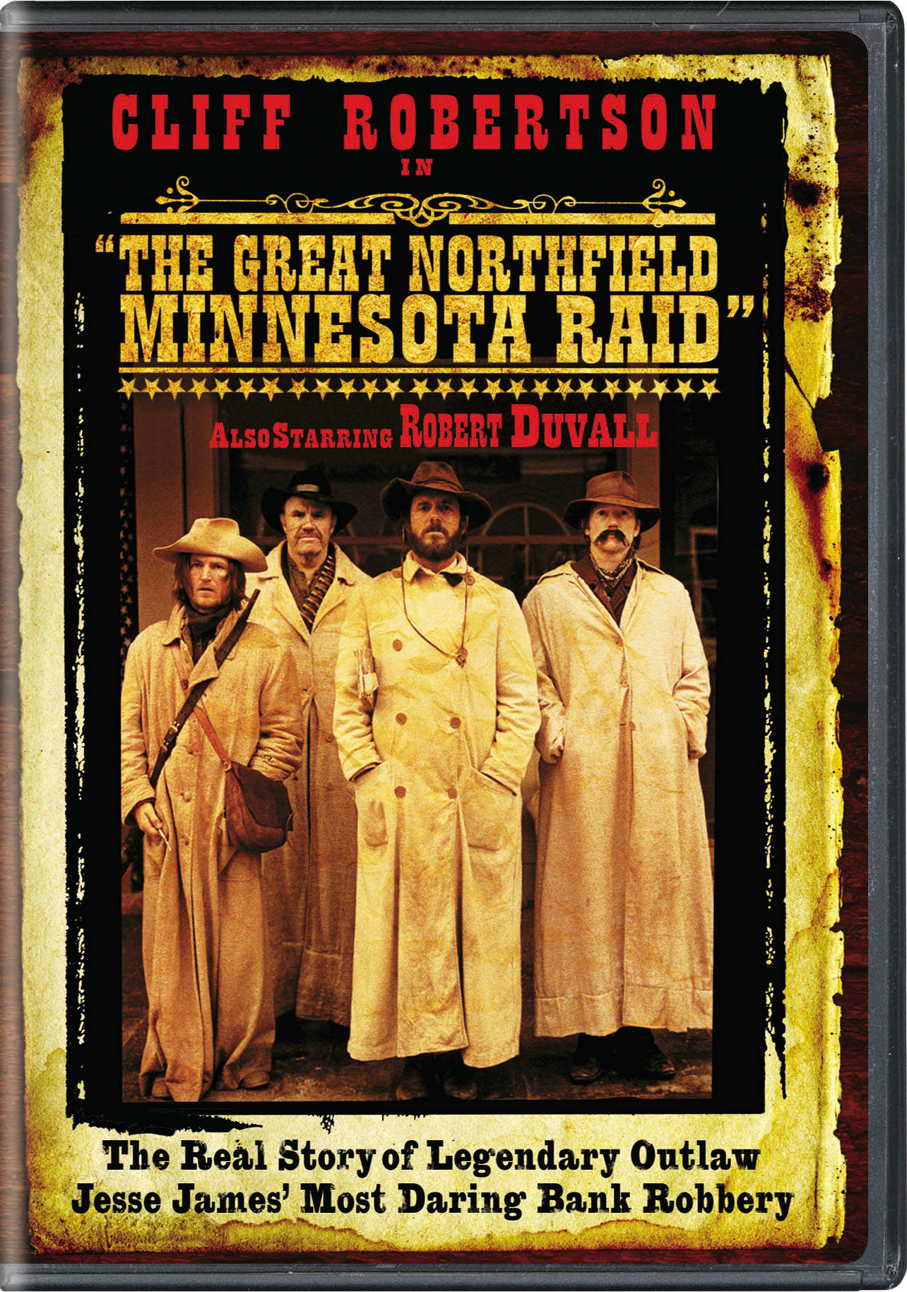 The Great Northfield Minnesota Raid [DVD]