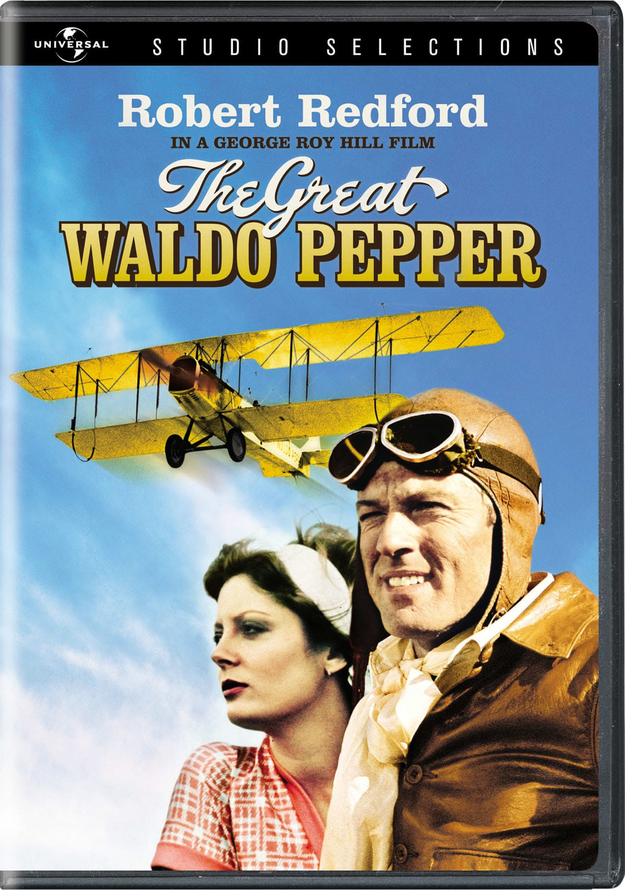 The Great Waldo Pepper [DVD]