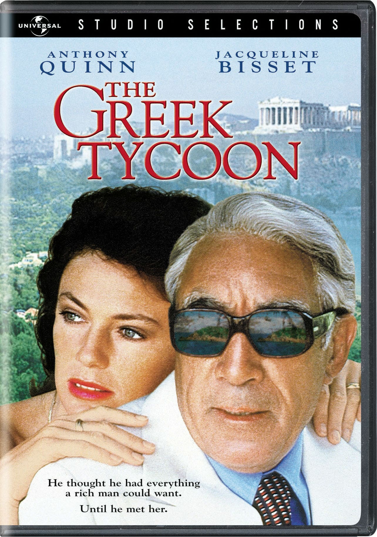 The Greek Tycoon [DVD]