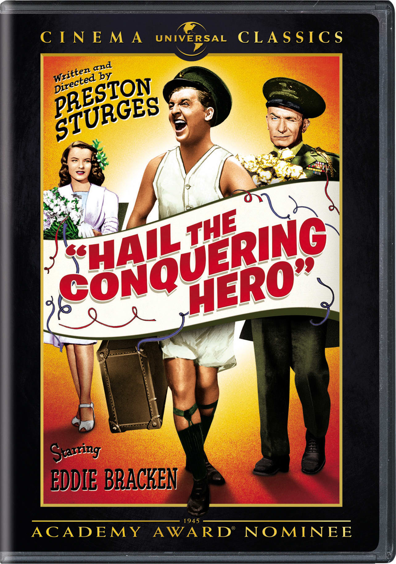 Hail the Conquering Hero (Unrated Edition) [DVD]