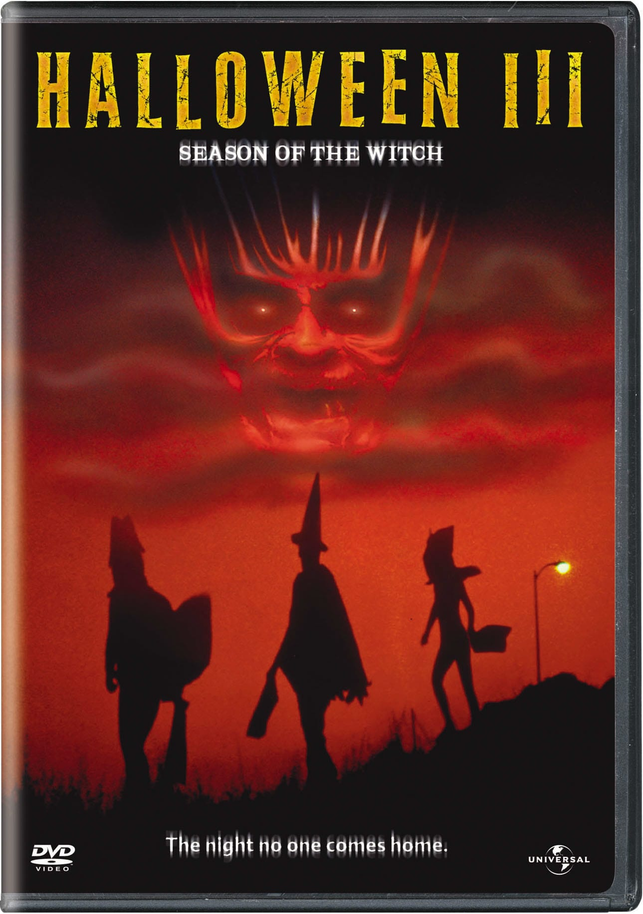 Halloween 3 - Season of the Witch [DVD]