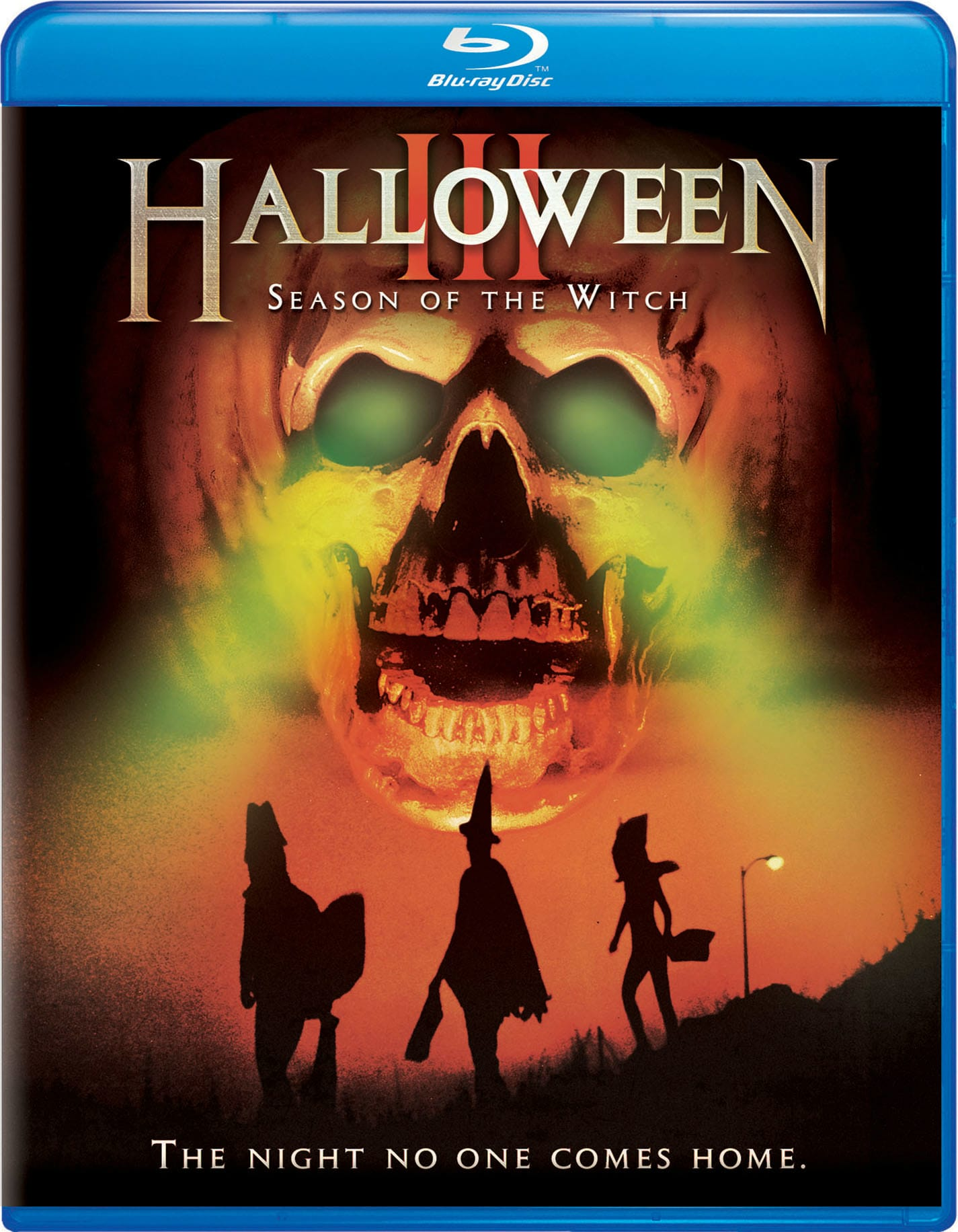 Halloween 3 - Season of the Witch [Blu-ray]