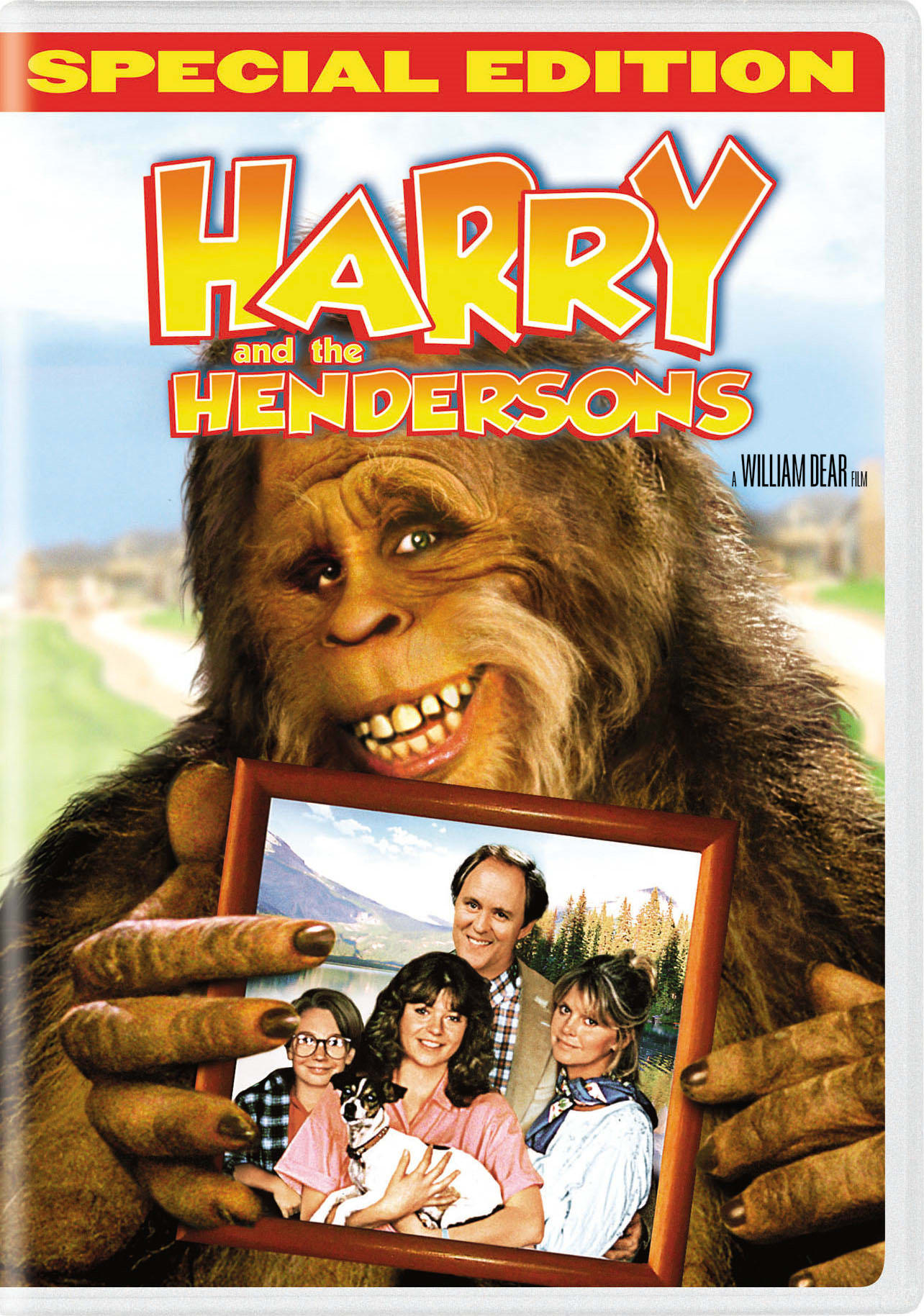 Harry and the Hendersons (2007) [DVD]