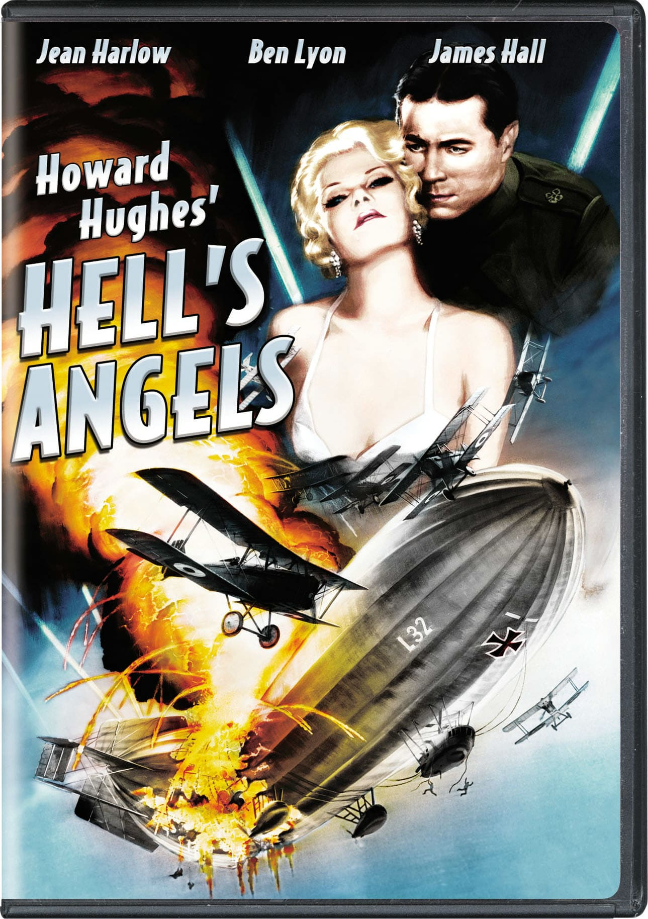 Hell's Angels [DVD]