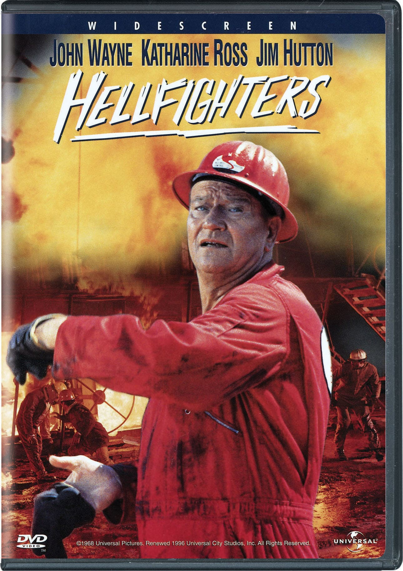Hellfighters [DVD]