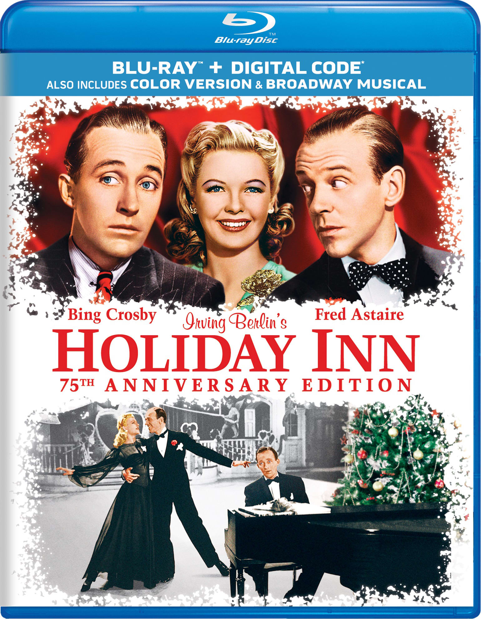 Holiday Inn (75th Anniversary Edition) [Blu-ray]