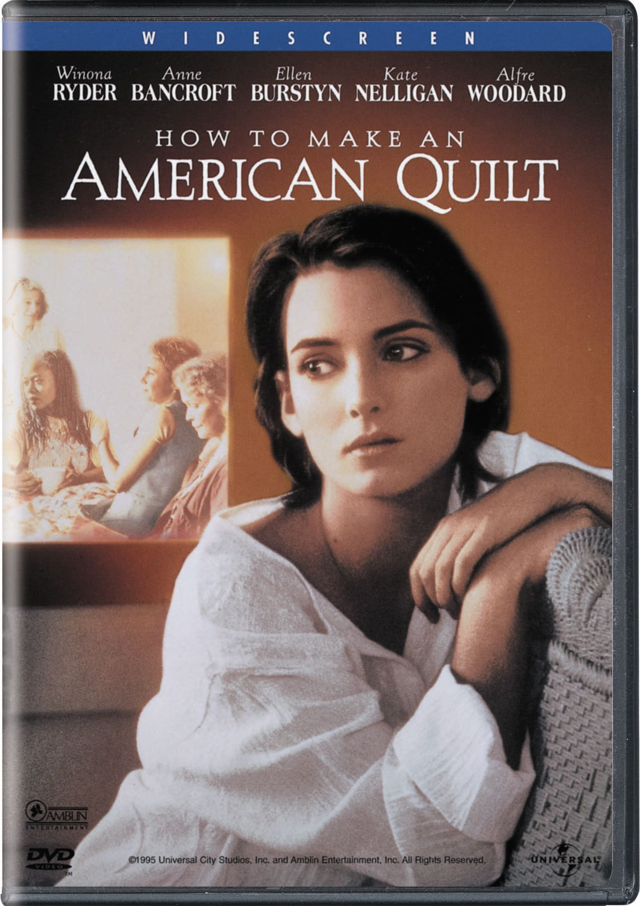 How to Make an American Quilt [DVD]