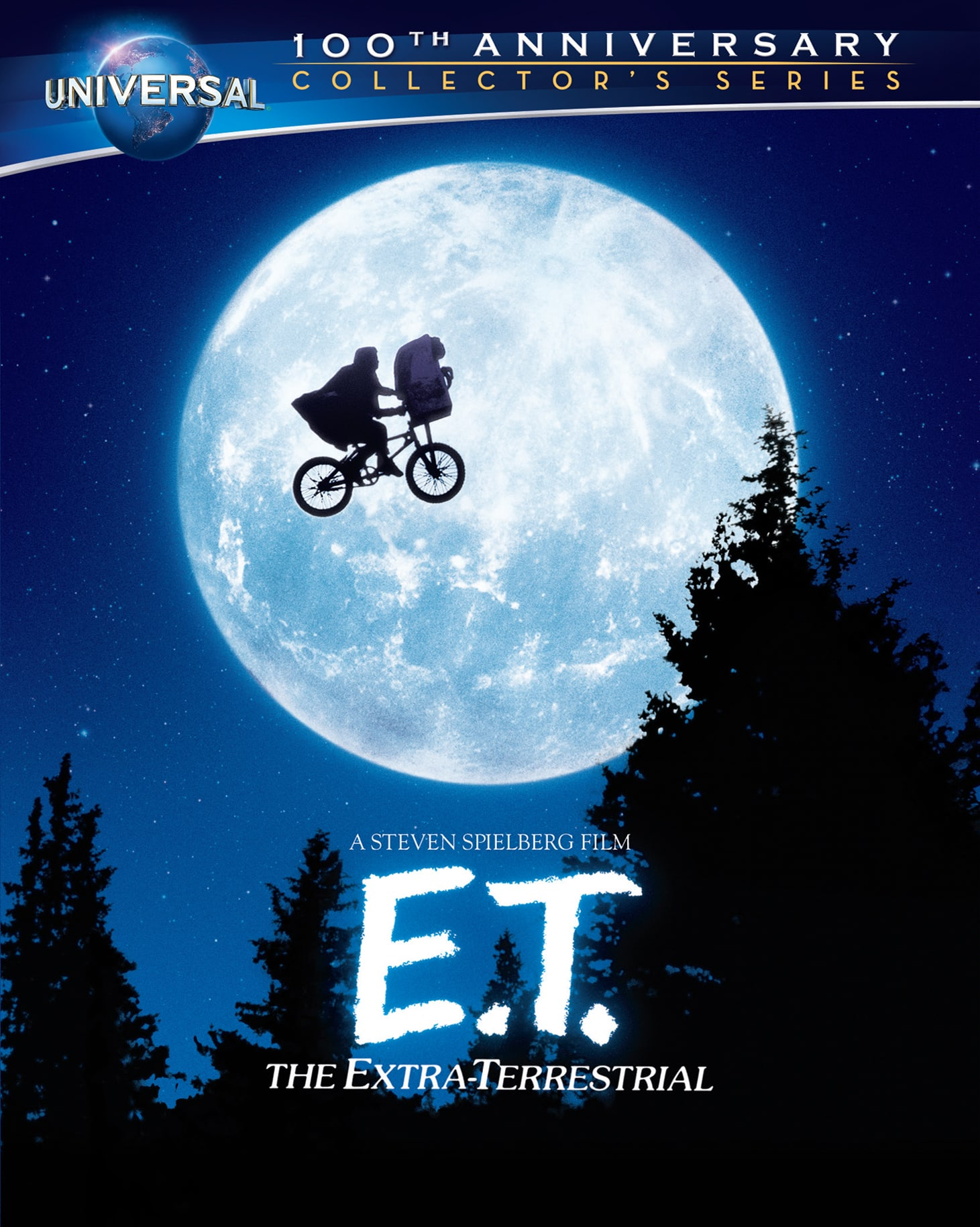 E.T. The Extra Terrestrial (100th Anniversary Collector's Edition) [Blu-ray]