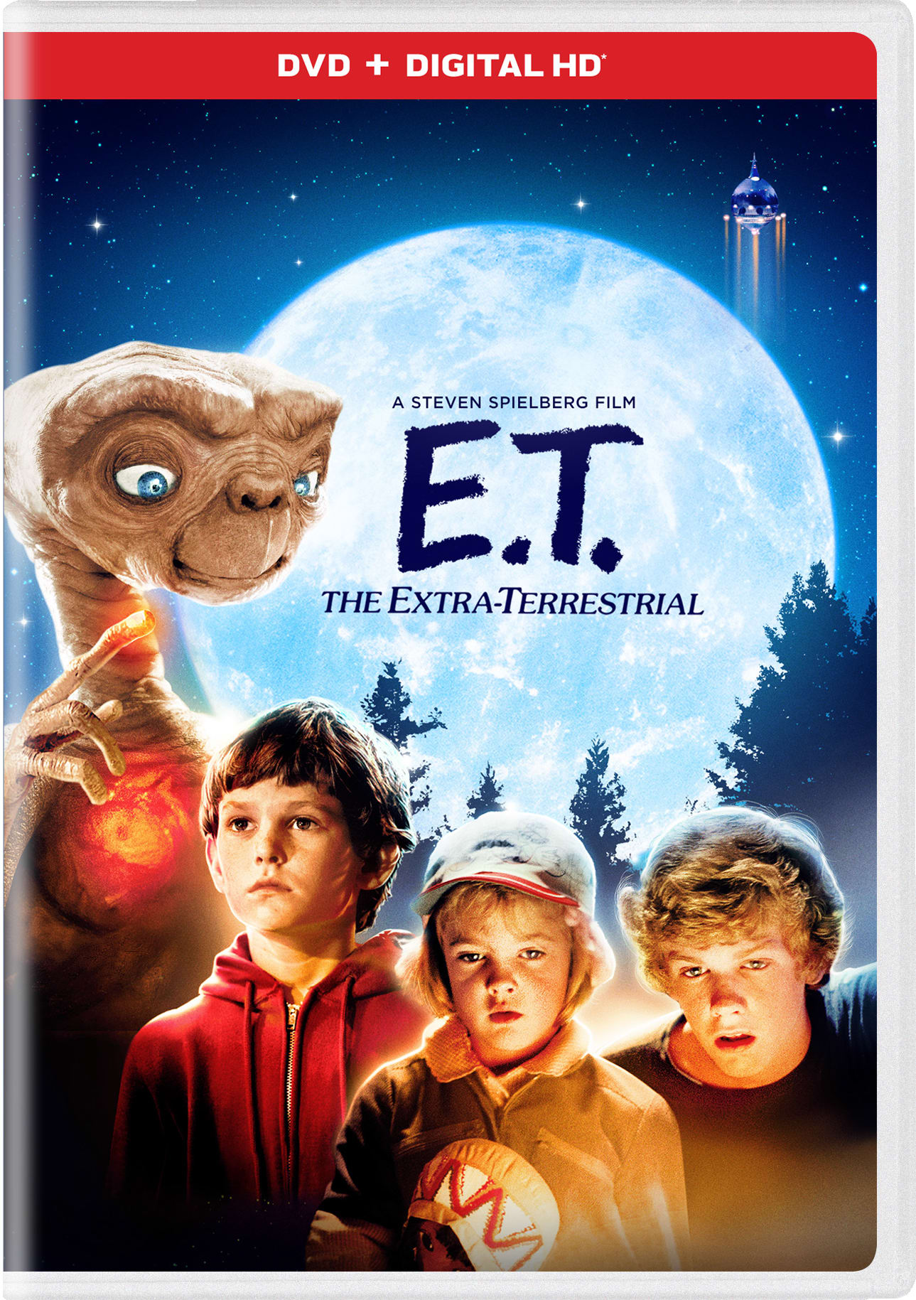 E.T. The Extra Terrestrial (DVD + Digital) [DVD]