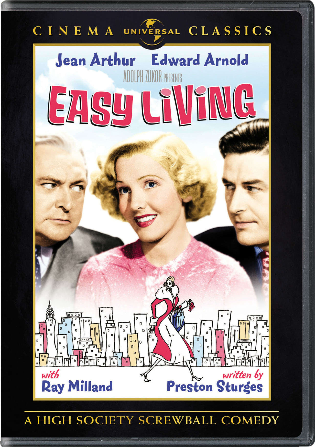 Easy Living [DVD]