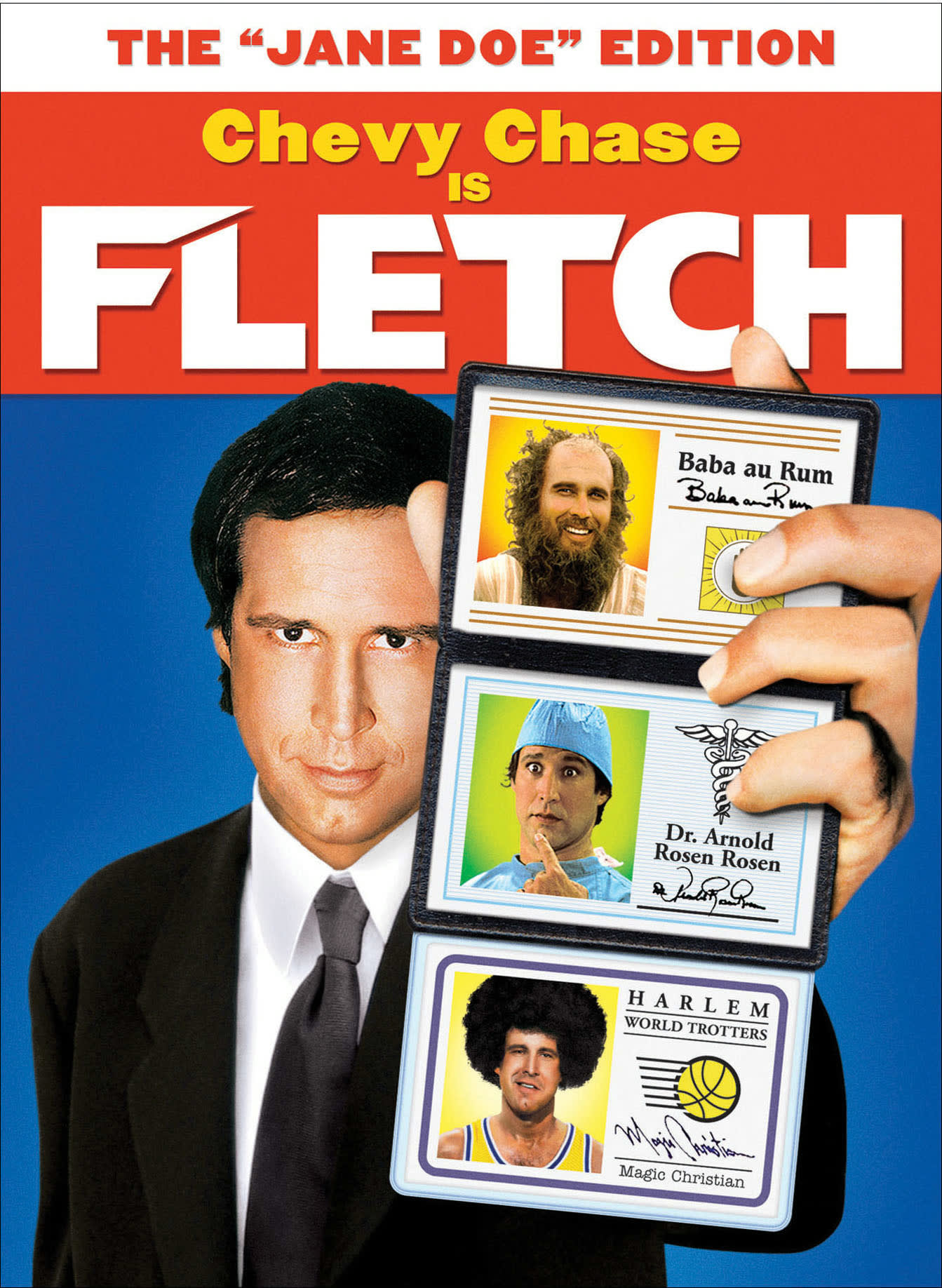 "Fletch (The ""Jane Doe"" Edition) [DVD]"