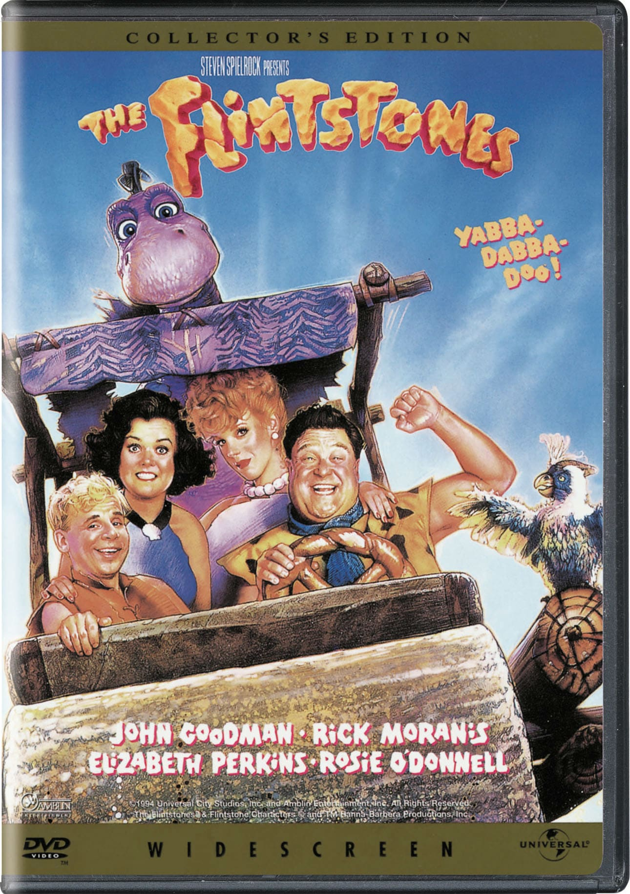 The Flintstones (Collector's Edition) [DVD]